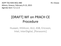 WF on PRACH CE procedure v3