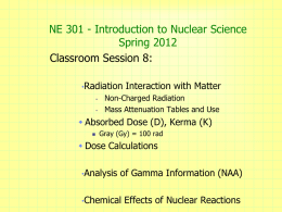 Intro Nuclear Science v2 - radiochem