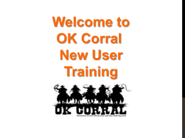 in the OK Corral