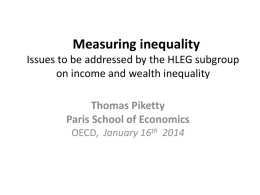 ppt - Thomas Piketty