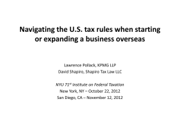 2012-slides-Navigating-the-U-S-Tax