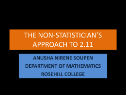 A-NON-STATISTICIANS-APPROACH-TO-TEACHING