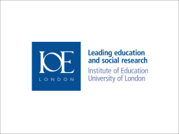 The intersectionality of quality and equality education for ethnic