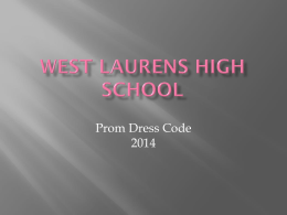 West Laurens High School