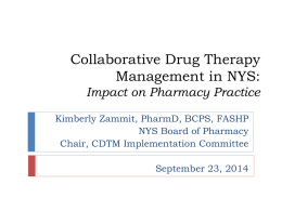 CDTM Pharm Conference