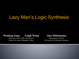 LMS: A New Logic Synthesis Method Based on Pre