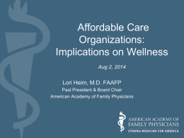 Slides - New Mexico Academy of Family Physicians