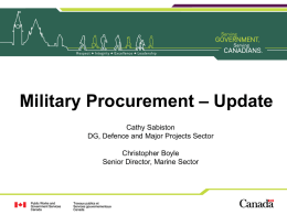 SAC_ military procurement_English