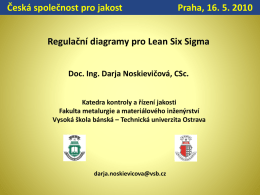 05 - Lean Six Sigma