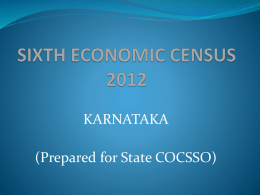 2.Sri. D Jayaram , JD - Directorate of Economics and Statistics