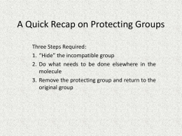 ProtectingGroups