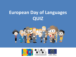 Cuneiform - European Day of Languages