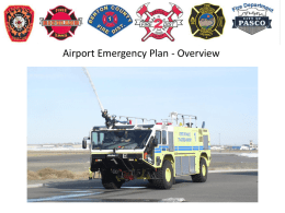 The Basic Plan - Fire Training Tracker