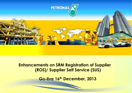 SRM Enhancements effective 16th Dec 2013_final