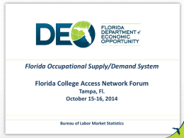 Heading 1 - Florida College Access Network