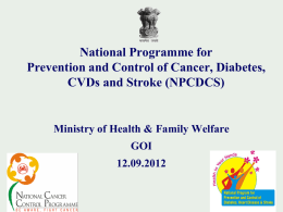 ANU MAM - Department of Health & Family Welfare