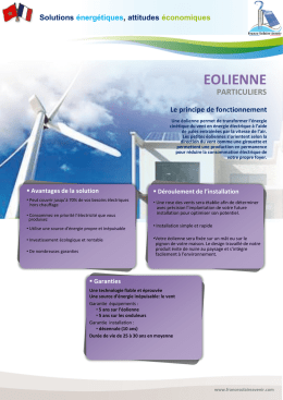 version ppt - France Solaire Avenir