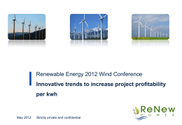 RECs - Renewable Energy India Expo