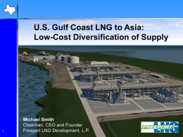 The Freeport LNG Perspective