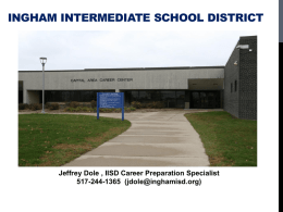 PLAN - Ingham Intermediate School District