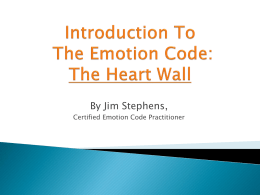 Introduction to The Heart Wall