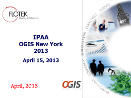 Flotek Industries Presentation at IPAA New York Investor Conference