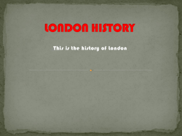 THE LONDON*S STORY
