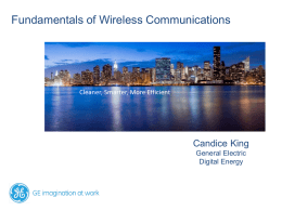 The Fundamentals of Wireless