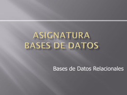 Unidad1_Introduccion Base de Datos - BasedeDatos-LSI-LCC