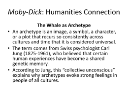 Moby-Dick: Humanities Connection
