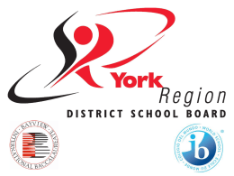 IB Information Night - 2013 - York Region District School Board