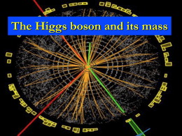 Higgs - mechanism
