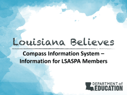 2 - Teach Louisiana