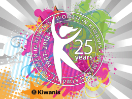 Workshop: 25 years of making a difference