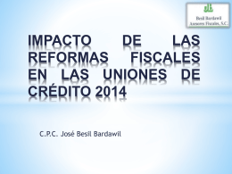besil bardawil asesores fiscales, s.c.