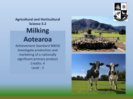 Dairy Production.ppt
