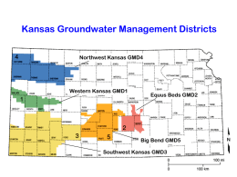 Board Training - Kansas Water Congress