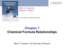 How to Find an Empirical Formula