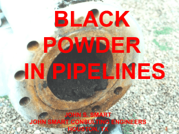 Black Powder PowerPoint