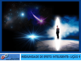 PSICOFONIA: Intuitiva - United States Spiritist Council