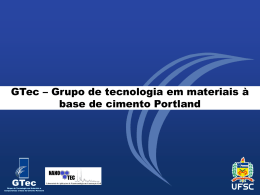 GTec - PET · Engenharia Civil