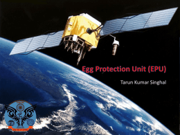 Egg Protection PPT