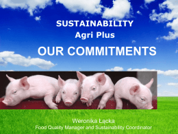 Agri Plus Sustainability (Weronika Lacka)