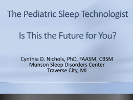 The-Pediatric-Sleep