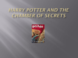 Harry+Potter+and+the+chamber+of+secrets - David