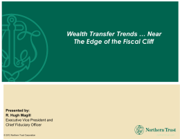 Northern Trust - Financial and Estate Planning Council of Metro