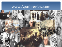 APUSH Review: The Compromise of 1850