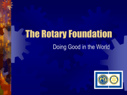 PETS_ The Rotary Foundation_ Lee_Beam