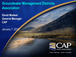 David Modeer - Groundwater Management District 3