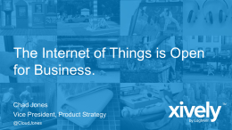 Commercial Platform as a Service for the Internet of Things